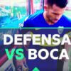 Apuestas defensa y justicia vs Boca 2019