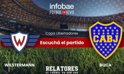 Boca Juniors Jorge Wilstermann