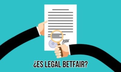 ¿Es legal Betfair?