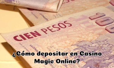 ¿Cómo depositar en Casino Magic Online?